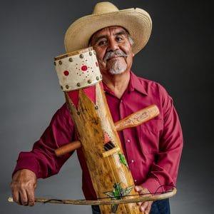 Anthony Belvado – San Carlos Apache Fiddle Maker