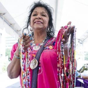 Susanna Arellano – Yaqui Beadwork
